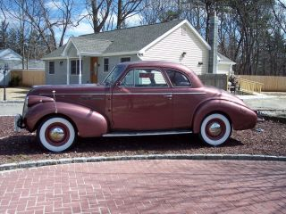 1939 Buick Special / With Back Seat photo