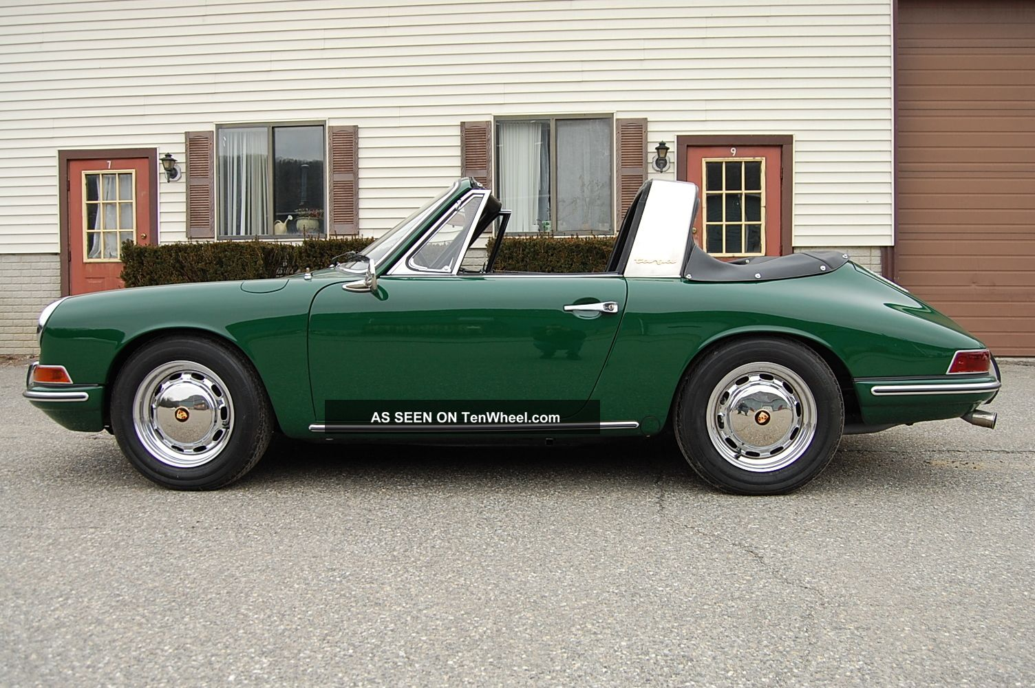 1968 porsche 911 l soft window targa spectacular condition