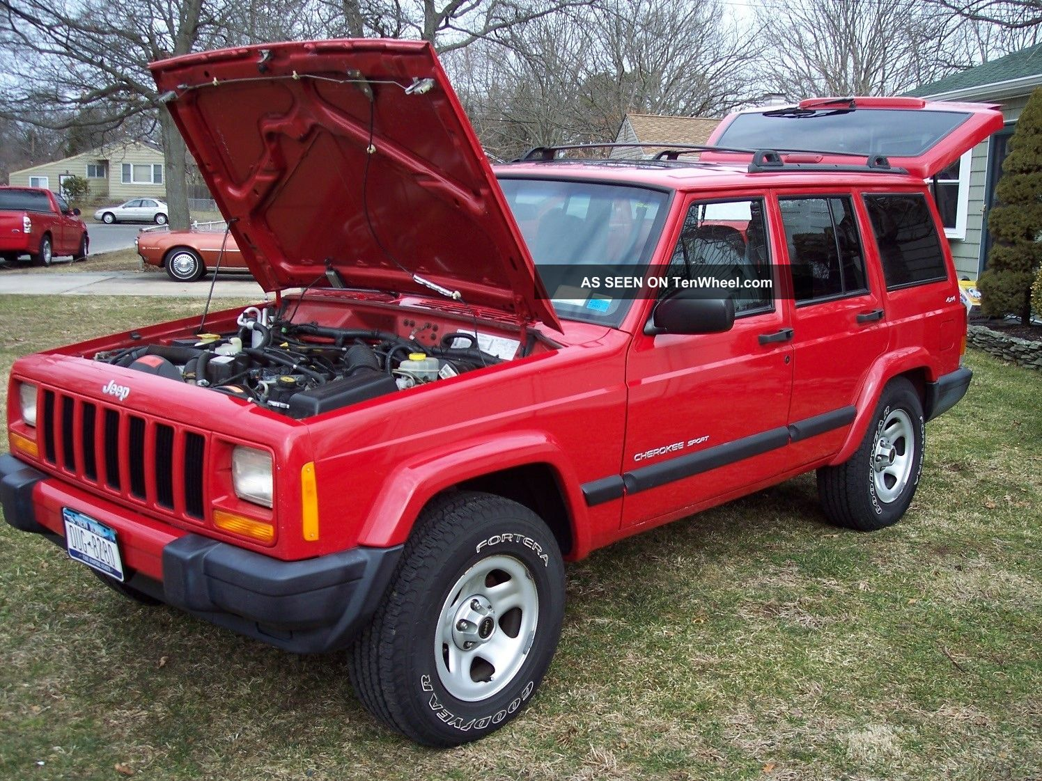 2001 jeep cherokee sport cherokee photo 9. Cars Review. Best American Auto & Cars Review