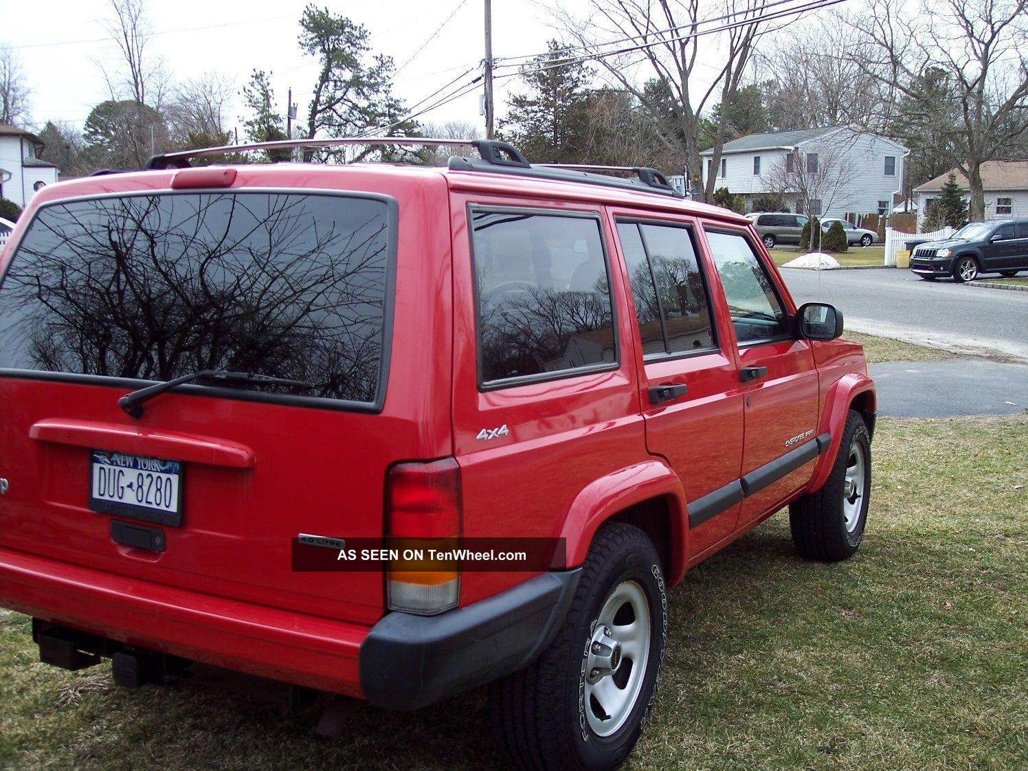 2001 jeep cherokee sport cherokee photo 10. Cars Review. Best American Auto & Cars Review