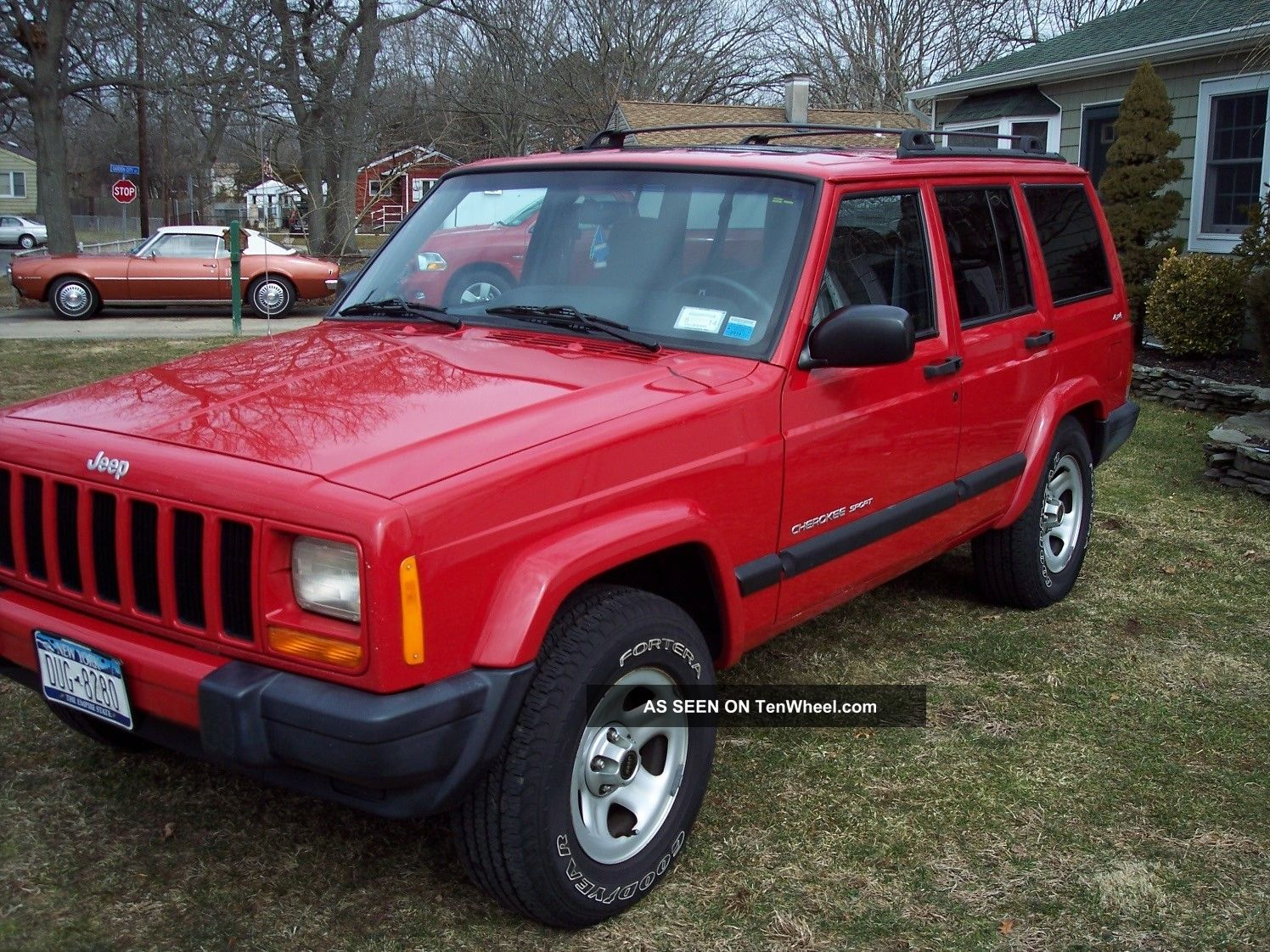 2001 jeep cherokee sport cherokee photo 1. Cars Review. Best American Auto & Cars Review