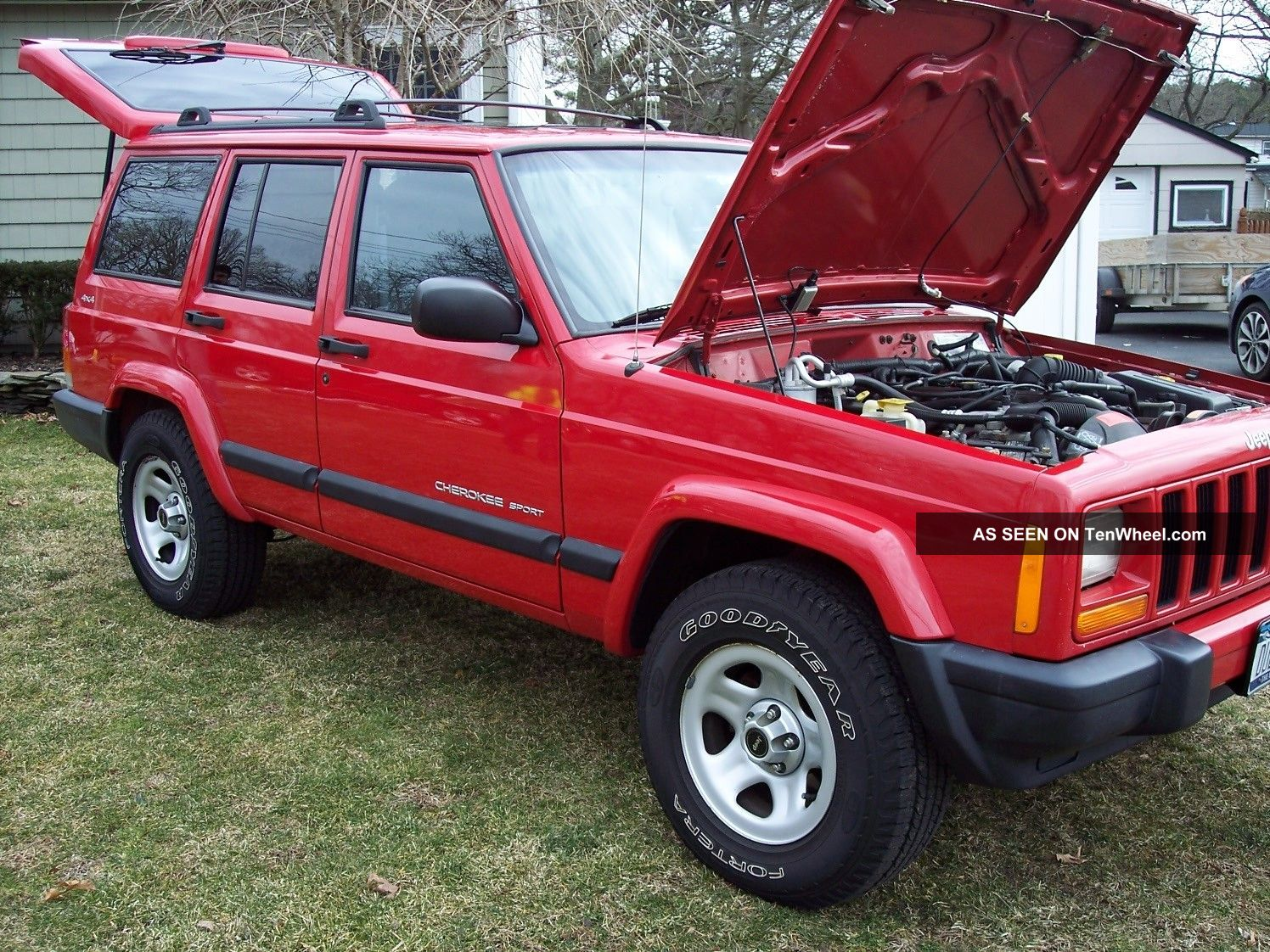 2001 jeep cherokee sport cherokee photo 6. Cars Review. Best American Auto & Cars Review