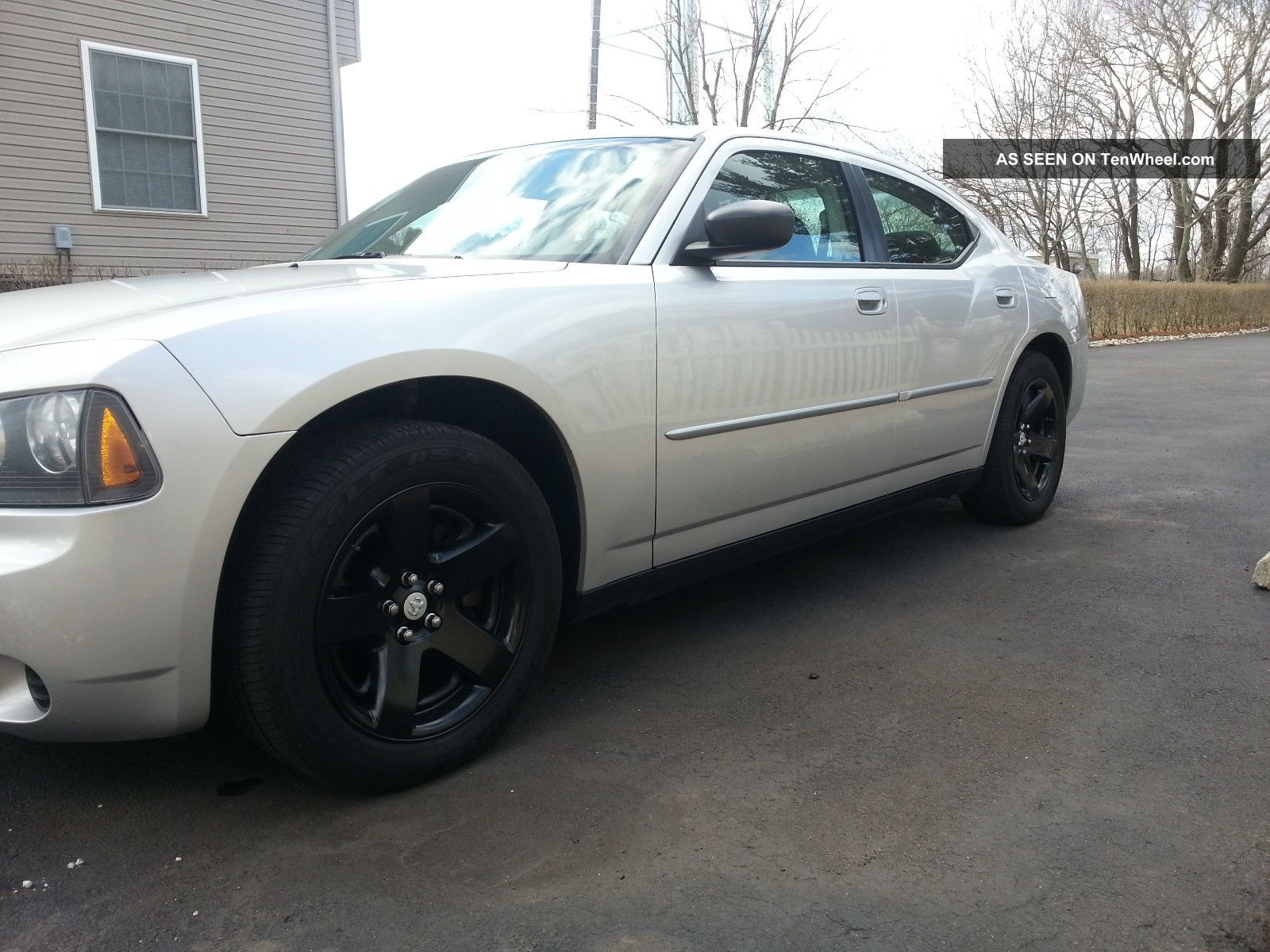 2008 Police Dodge Charger Hemi Highway Patrol
