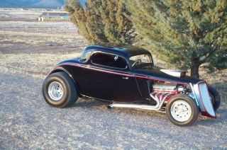 1933 Ford Hi - Boy Coupe