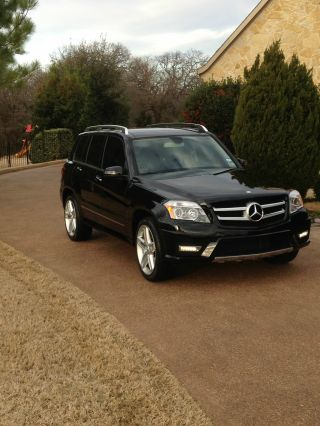 2011 Mercedes - Benz Glk350 P1 Package Amg Package 20