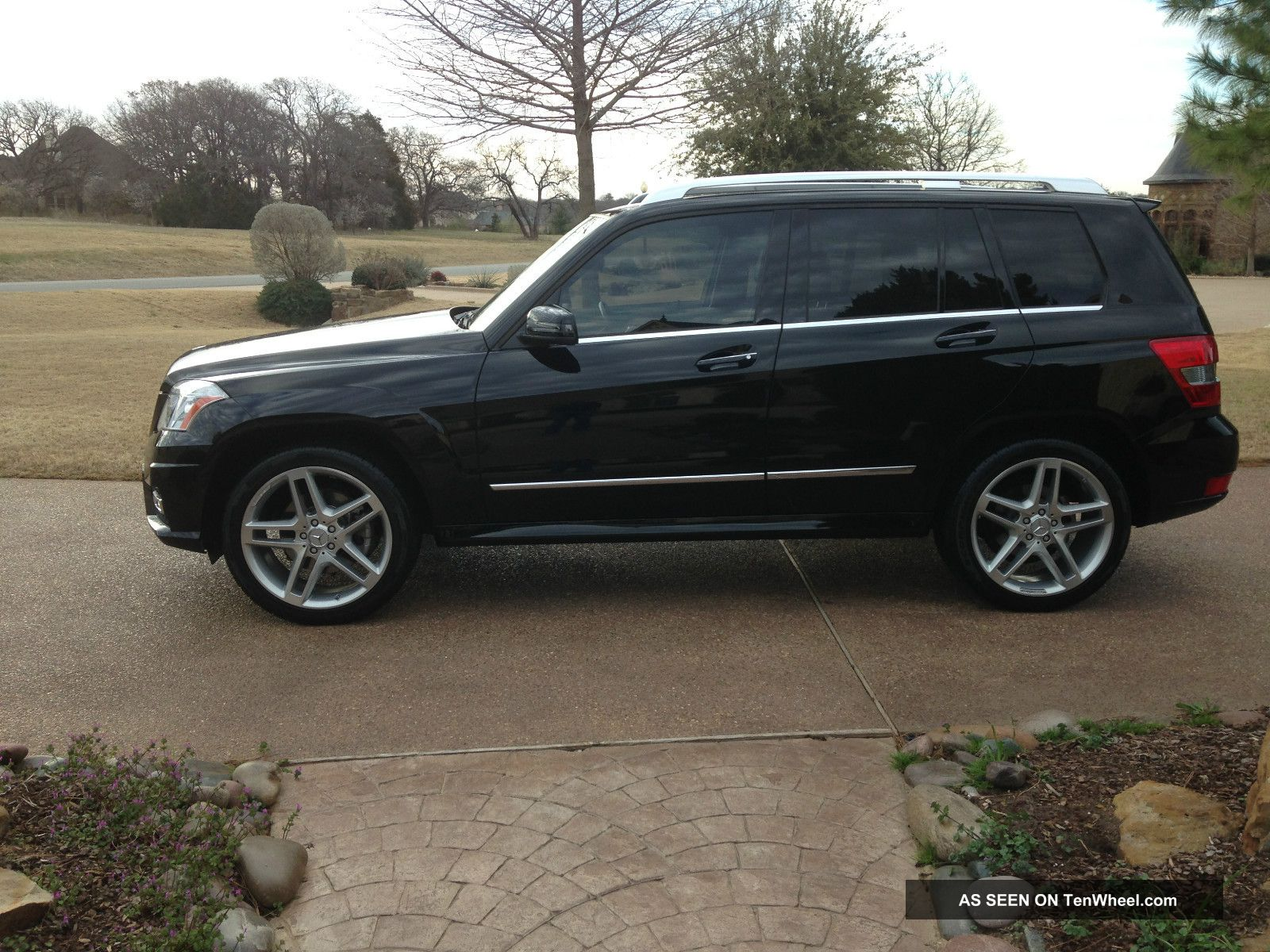 2011 mercedes benz glk350 p1 package amg package 20 wheels for Mercedes benz glk350 amg
