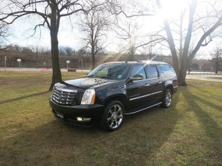 2008 Cadillac Escalade Esv Awd Loaded Any Option Available photo