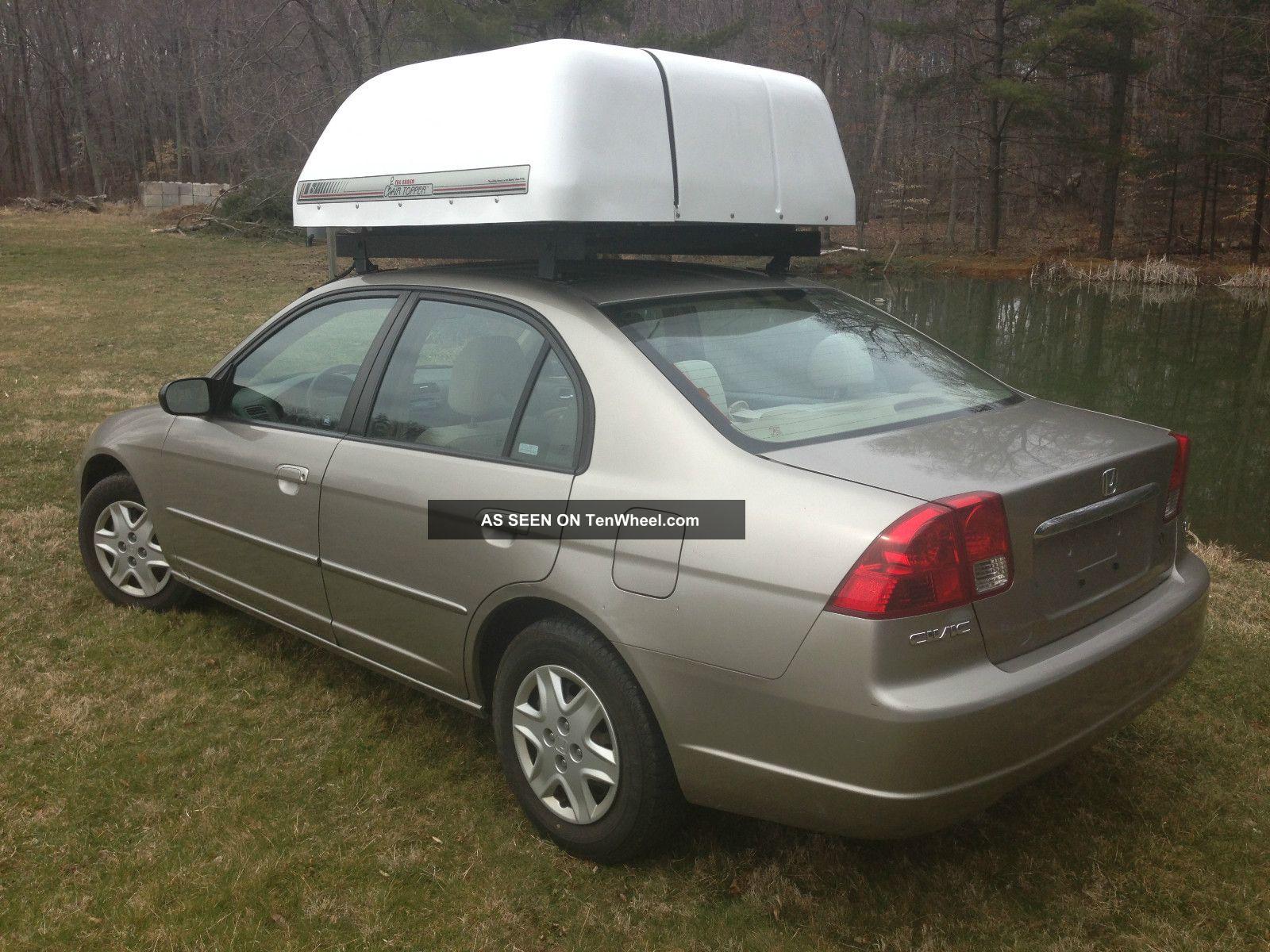 2003 handicap equipped honda civic lx sedan 4 door 1 7l. Black Bedroom Furniture Sets. Home Design Ideas