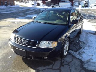 2003 Audi A6 Quattro Base Sedan 4 - Door 2.  7l Turbocharged photo