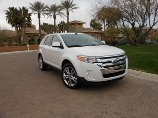 2011 Edge Limited. . . . .  Awd / / Sync Navi.  Heated. .  Chrome. . .  Rebuilt photo
