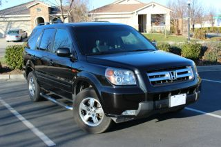 2007 Honda Pilot Ex - L Awd 3.  5l V6 Back - Up Camera photo