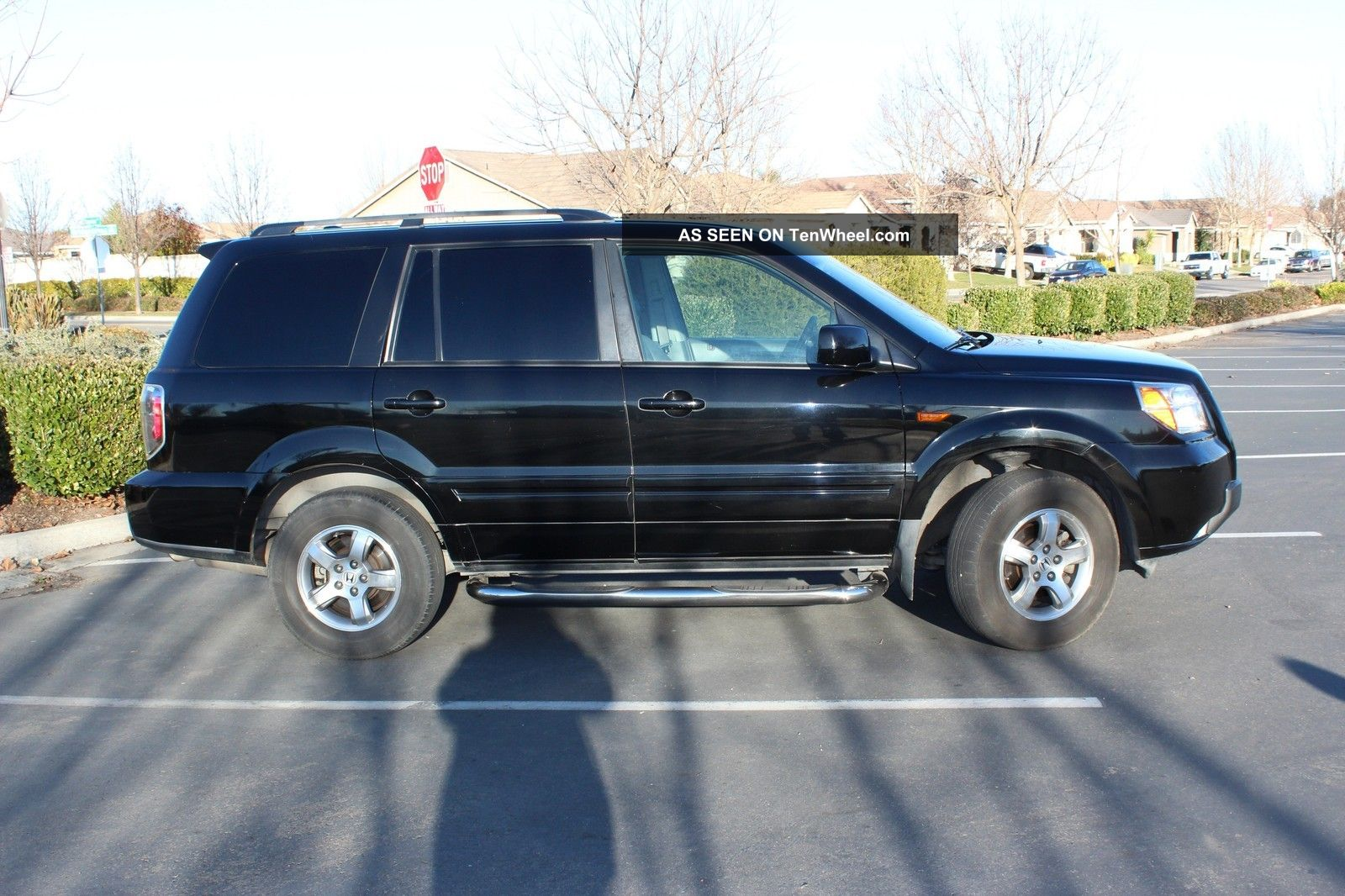 2007 honda pilot ex l awd 3 5l v6 back up camera. Black Bedroom Furniture Sets. Home Design Ideas