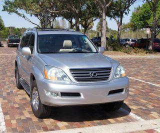 2007 Lexus Gx 470 Sport Suv Awd Automatic No Accident photo