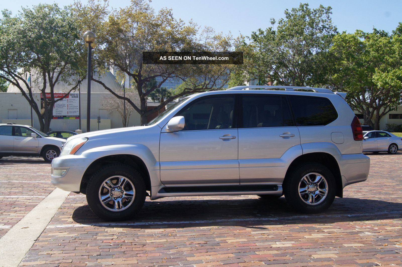 2007 lexus gx 470 sport suv awd automatic no accident. Black Bedroom Furniture Sets. Home Design Ideas