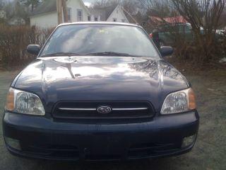 2001 Subaru Legacy L Sedan Awd Automatic Keyless Only 80k photo