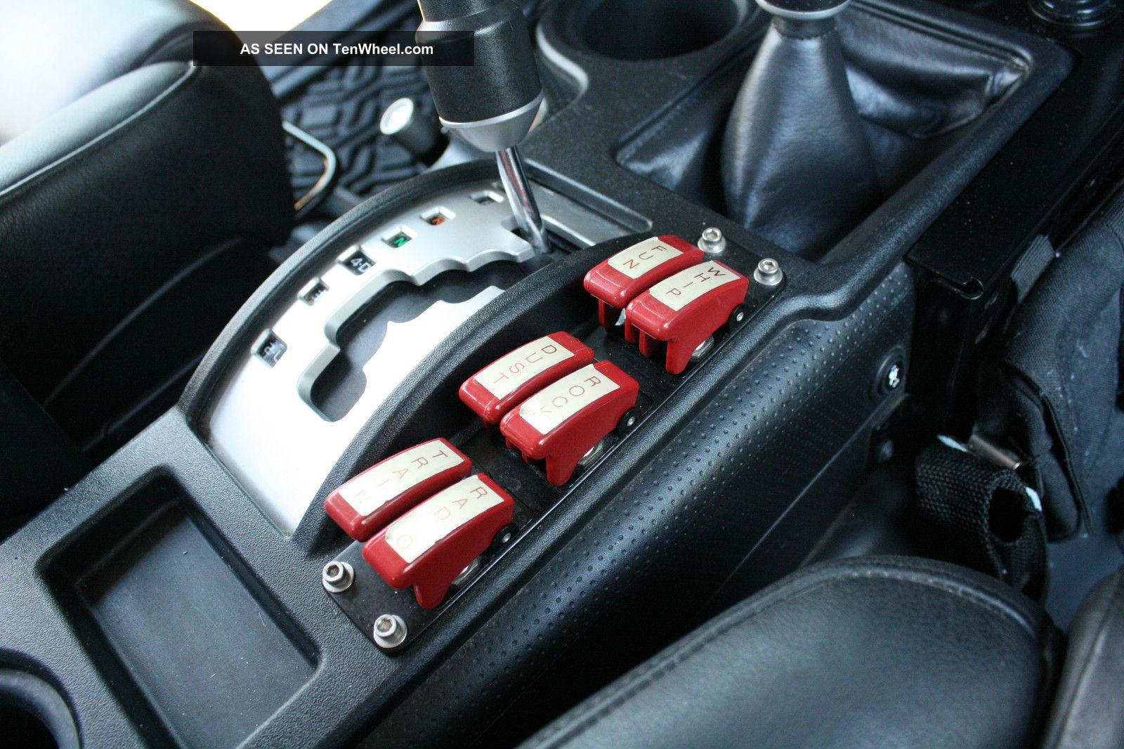 2007 Toyota Fj Cruiser 4wd At Long Travel King Shocks Trd