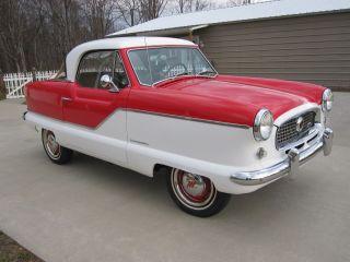 1960 Nash Metropolitan photo