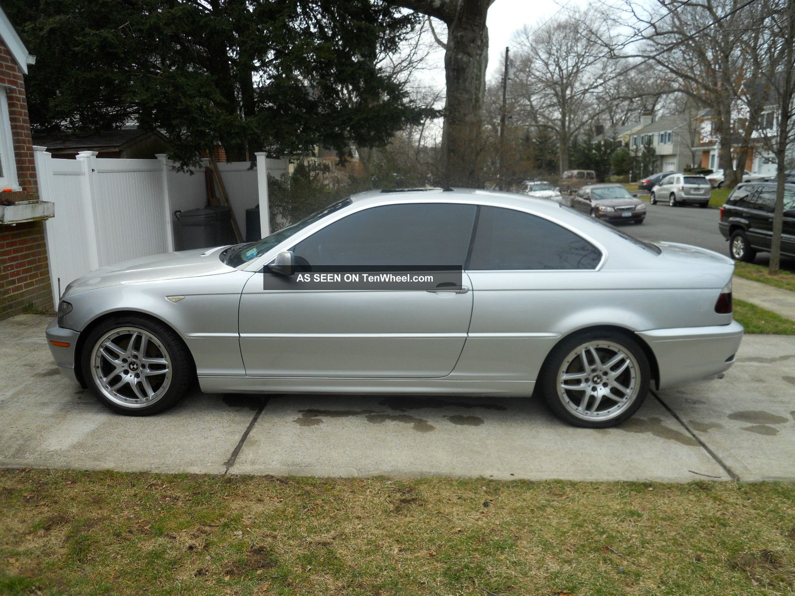 2004 Bmw 330ci Base Coupe 2 - Door 3. 0l