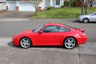 2005 Porsche 911 Carrera Coupe 2 - Door 3.  6l photo
