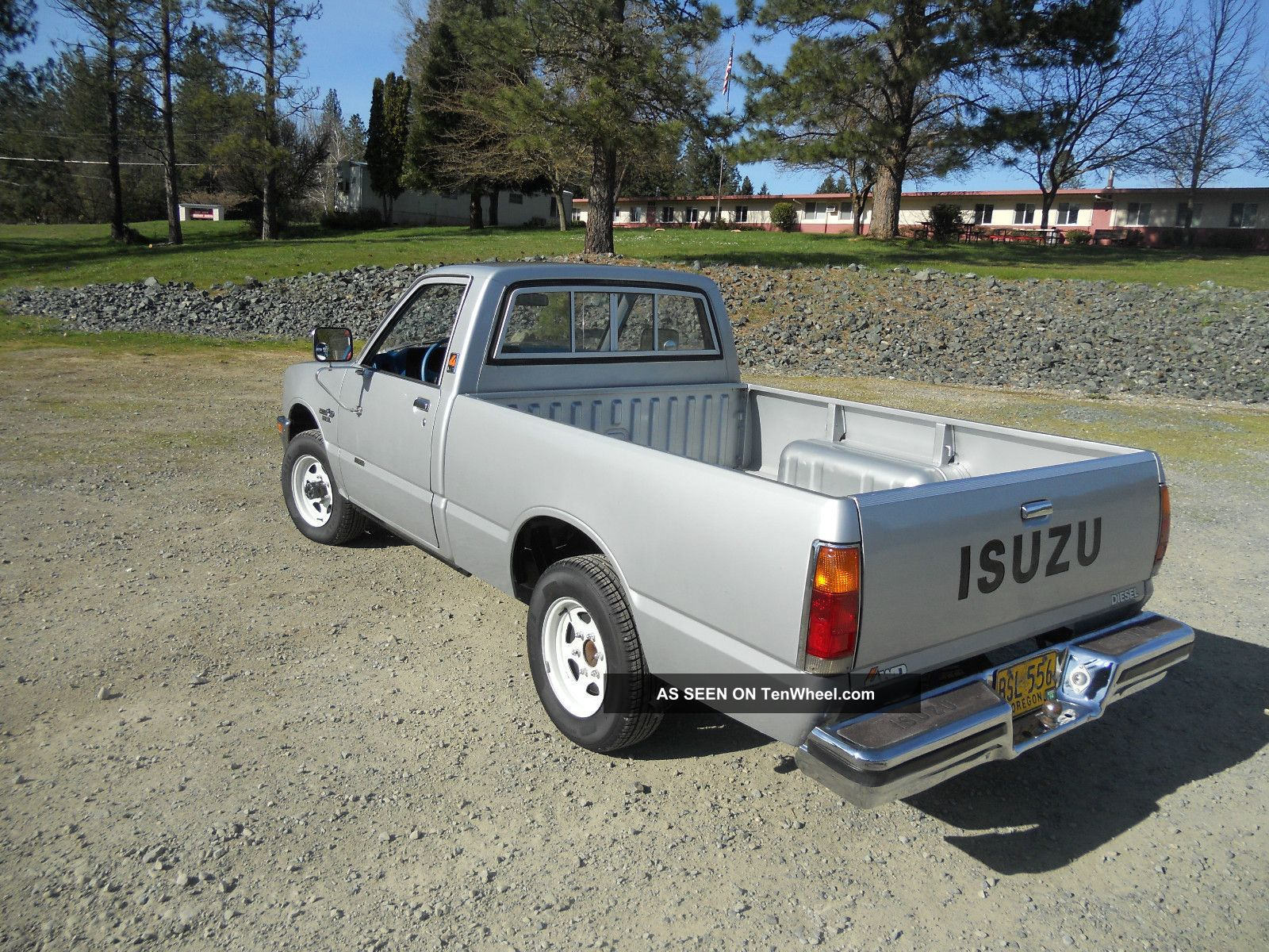1981 Chevy Luv 4x4 Diesel For Sale Autos Post