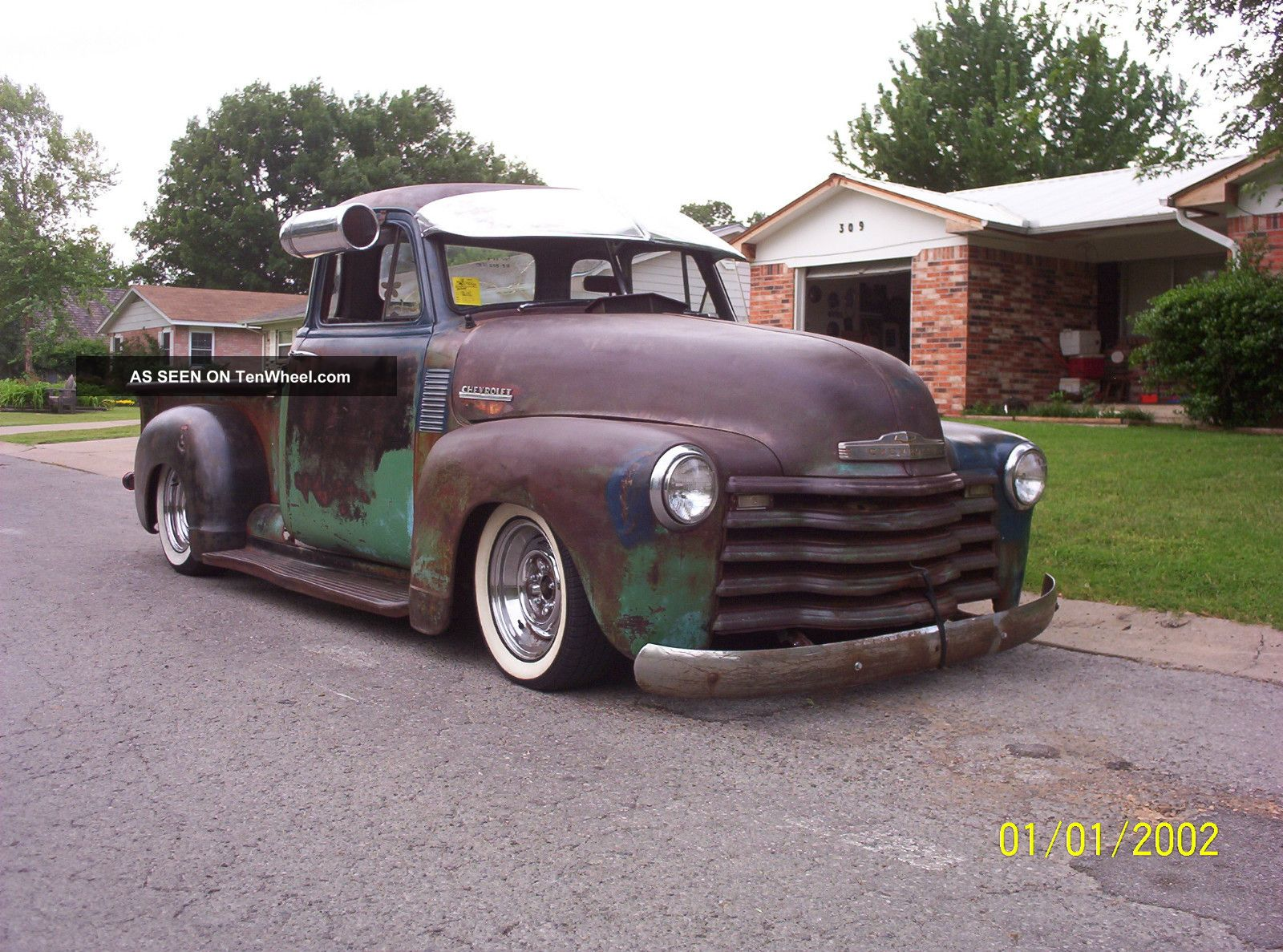 1948 Gmc Rat Rod Truck