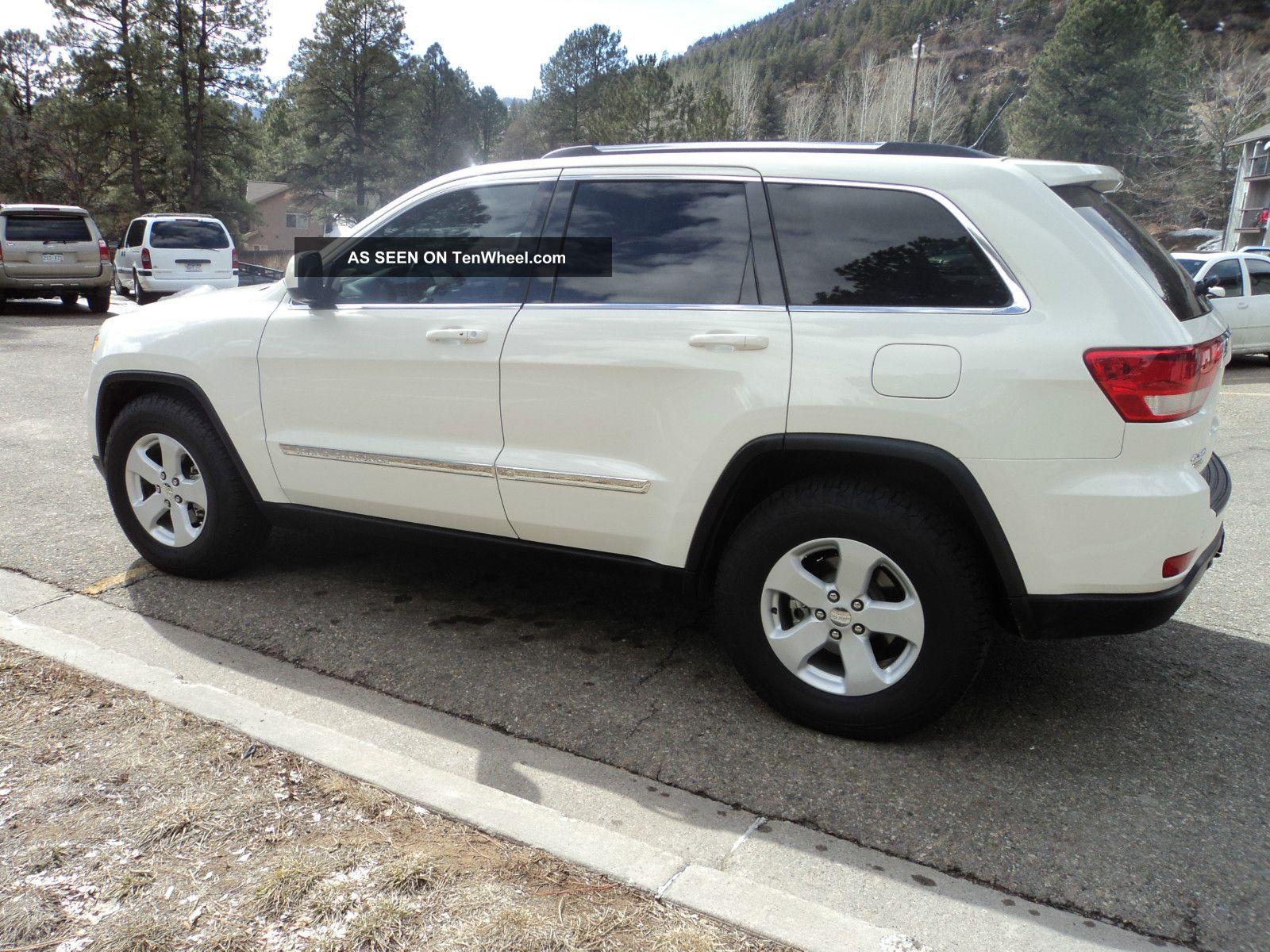 2011 Jeep Grand Cherokee Laredo Sport Utility 4 Door 3 6l