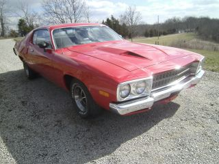 1973 Road Runner,  440 Hp,  4 Speed,  Restoration,  71,  72,  74,  True Big Block Car photo