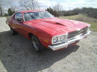 1973 Road Runner,  440 Hp,  4 Speed,  Restoration,  71,  72,  74,  True Big Block Car photo