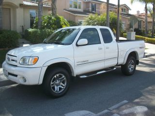 2003 Toyota Tundra Trd Limited 4x4 Truck Int. ,  Towing Pkg.  8000lbs photo