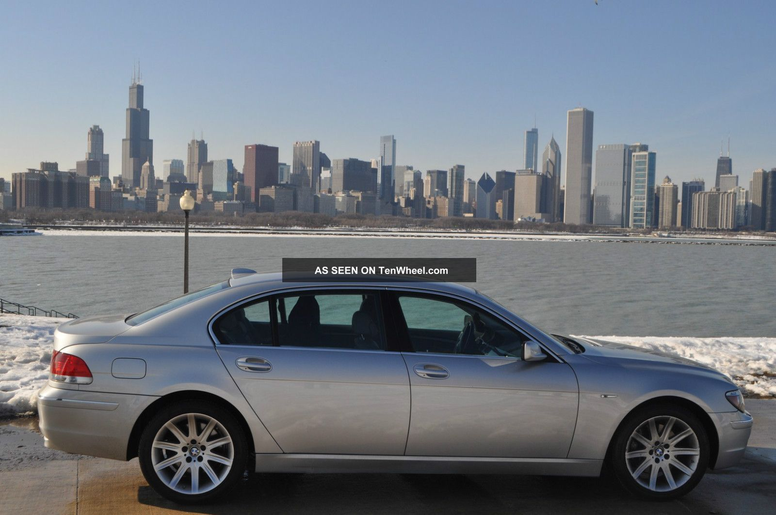 2006 750li Convenience And Luxury Seating Package Heated / Cooled Seat 7-Series photo