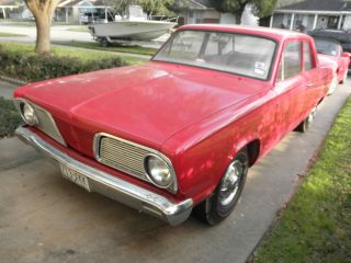 1966 Plymouth Valiant photo