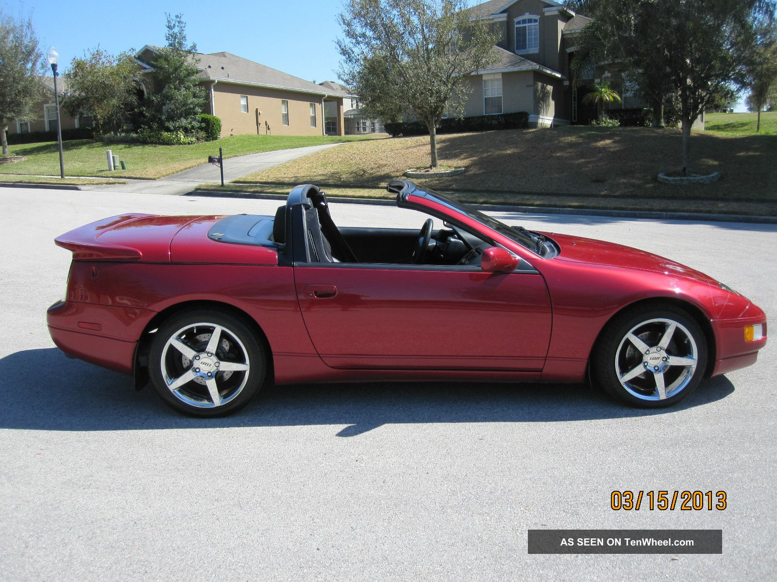 1993 Nissan 300zx Convertible In Wiring Diagram Photo 7
