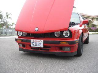 1990 Bmw 325is Turbocharged E30 Gt35 Turbo photo