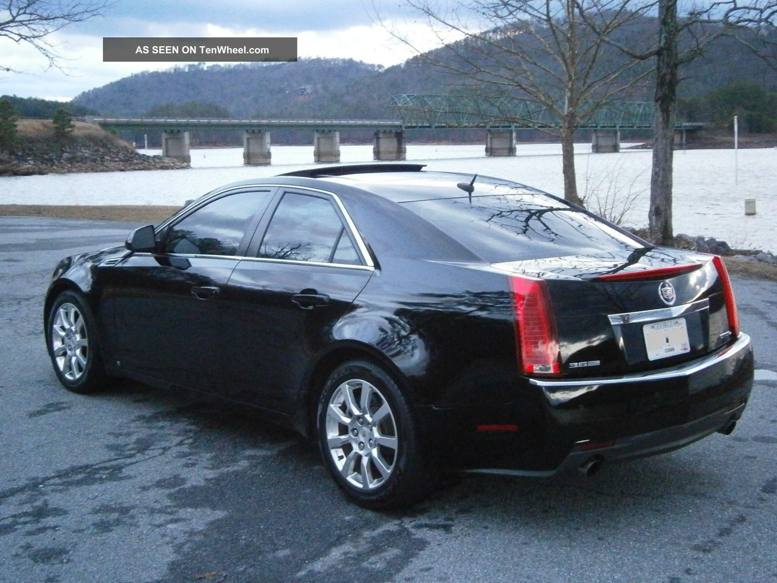 2008 Cadillac Cts 3 6l Direct Injection Awd Platinum Package