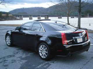 2008 Cadillac Cts 3.  6l Direct Injection Awd Platinum Package photo