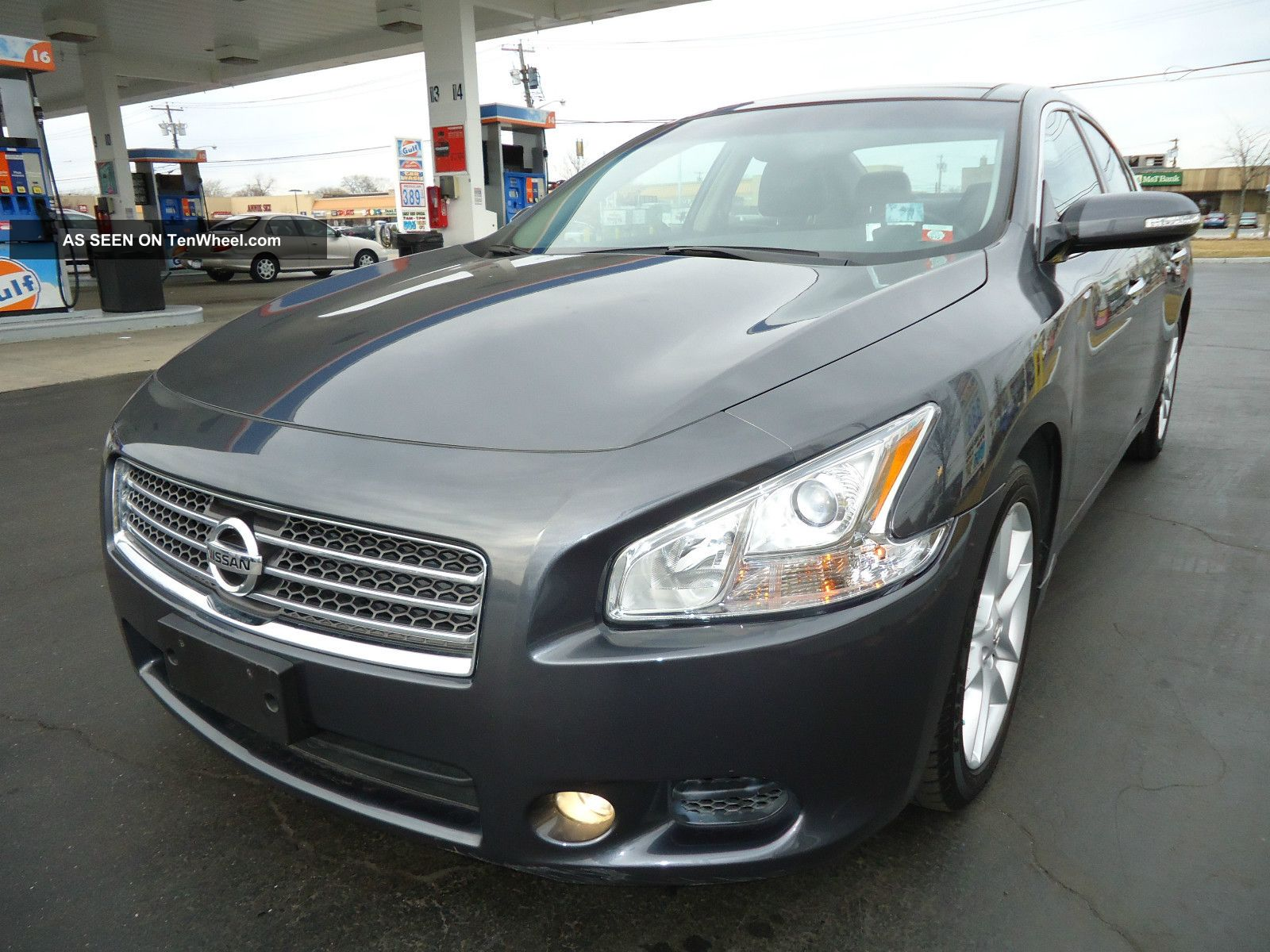 2011 nissan maxima s sedan 3 5l fully loaded back up camer. Black Bedroom Furniture Sets. Home Design Ideas