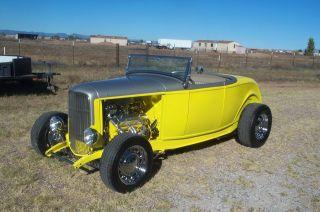 1932 Ford Hi - Boy Roadster photo