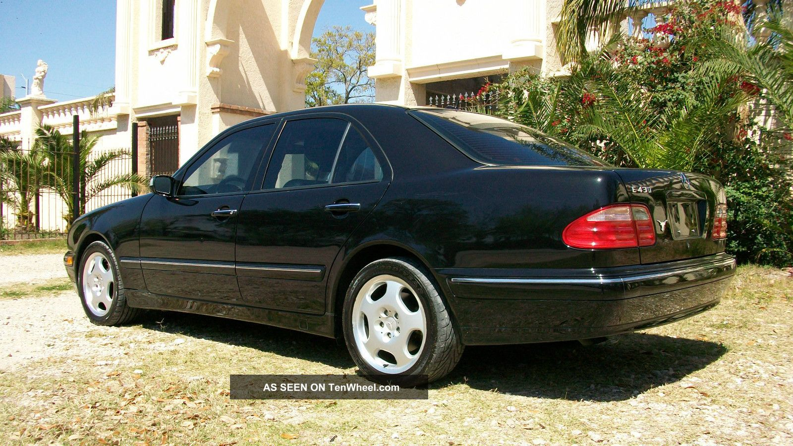 2001 mercedes benz e430 sedan 4 door 4 3l dealer serviced for 2001 mercedes benz e class sedan