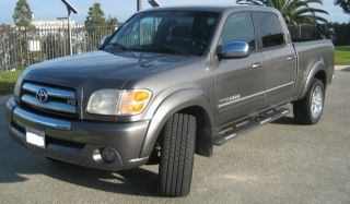2004 Toyota Tundra Sr5 Crew Cab Pickup 4 - Door 4.  7l photo