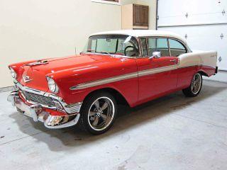 1956 Chevrolet Belair Hardtop V - 8 - Complete Restoration Done - photo