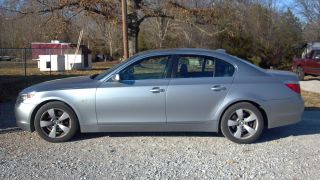 2006 Silver Bmw 525i,  4dr Sedan, ,  Loaded,  To Much To List, photo