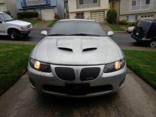2005 Pontiac Gto Coupe Ls2 6.  0l Quicksilver photo