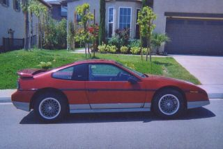 1987 Pontiac Fiero Gt - - Photos photo