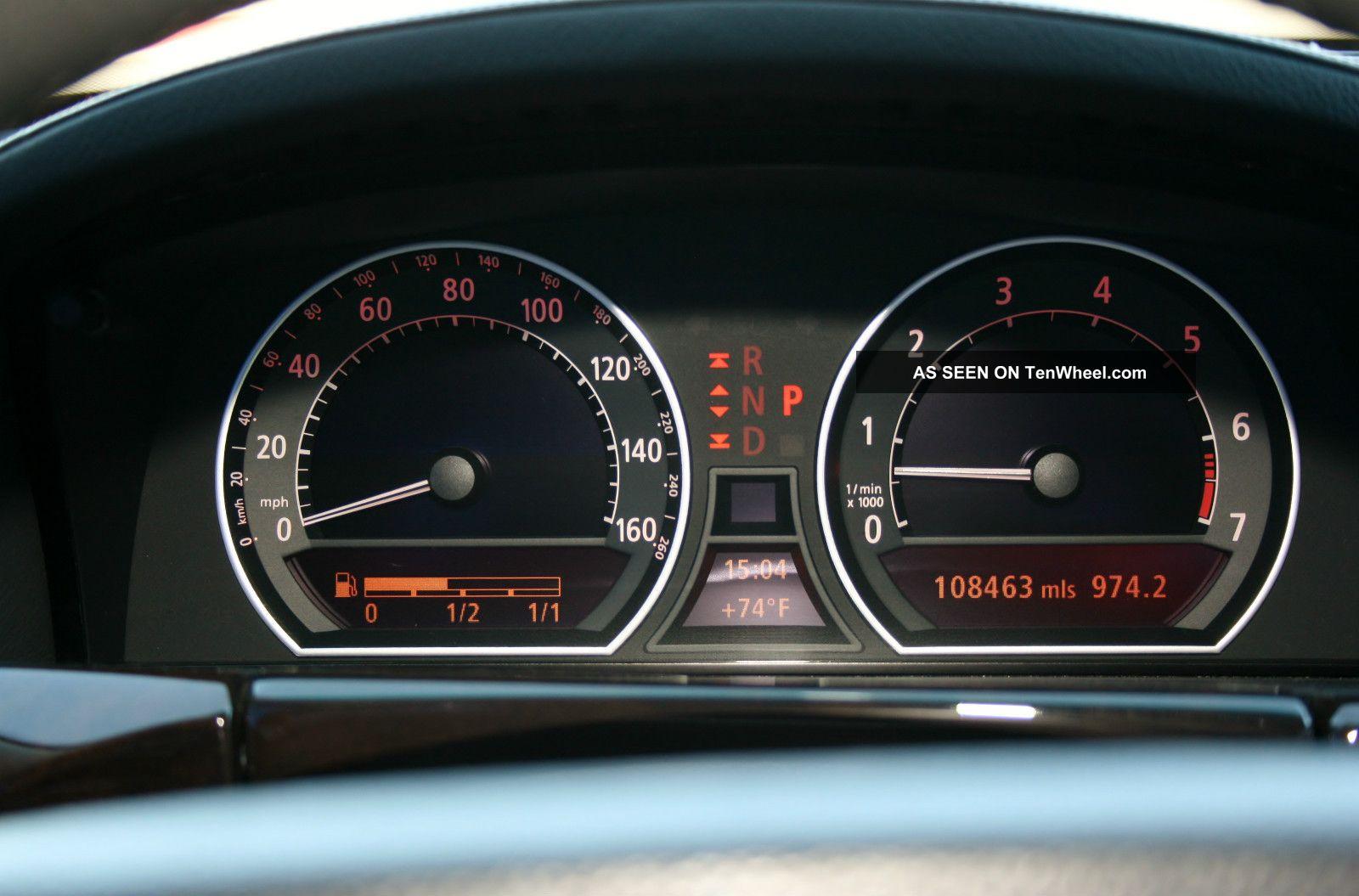 2003 bmw 760 v12