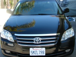 2005 Toyota Avalon Limited Sedan 4 - Door 3.  5l photo
