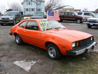 1980 Ford Pinto Base Sedan 2 - Door 2.  3l photo