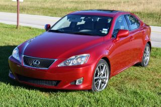 Gorgeous 2008 Lexus Is250 In photo