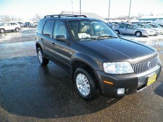 2006 Mercury Mariner Luxury Sport Utility 4 - Door 3.  0l photo