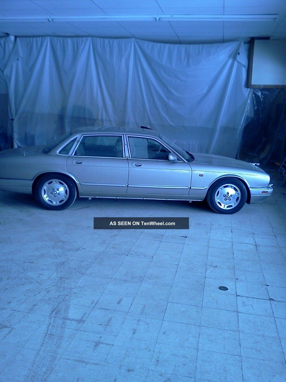 1997,  Jaguar,  Xj6 XJ6 photo