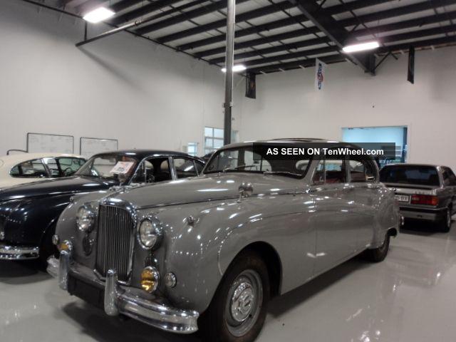 1959 Jaguar Mk9. Other photo